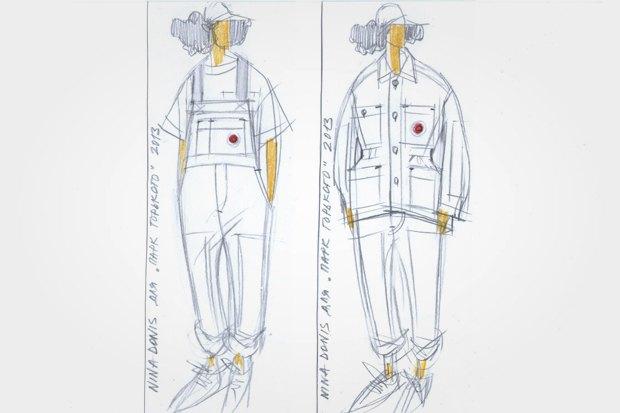 Nina Donis разработали униформу для парка Горького. Изображение № 6.
