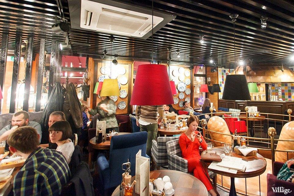 От заката до рассвета: 24 места, где можно поесть ночью в Петербурге. Изображение № 36.