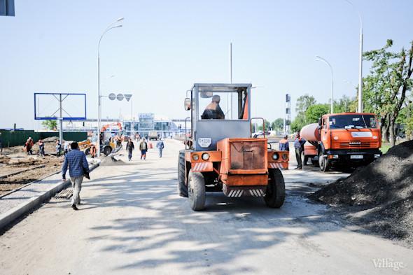 Фоторепортаж: Новый терминал аэропорта Киев — за день до открытия. Зображення № 2.