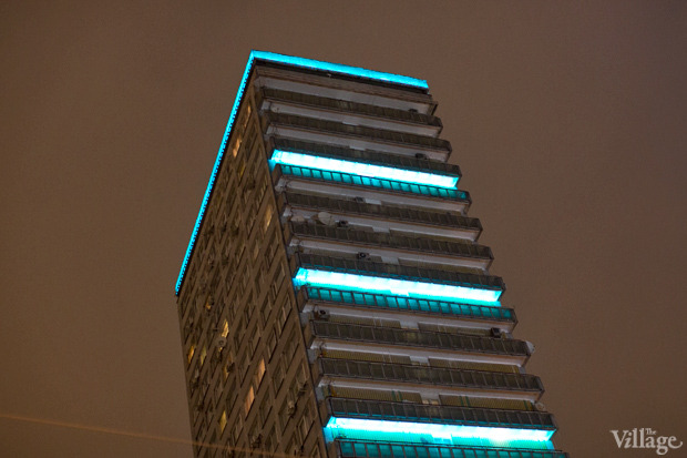 Гости столицы: Голландский светодизайнер о Новом Арбате и темноте. Изображение № 24.