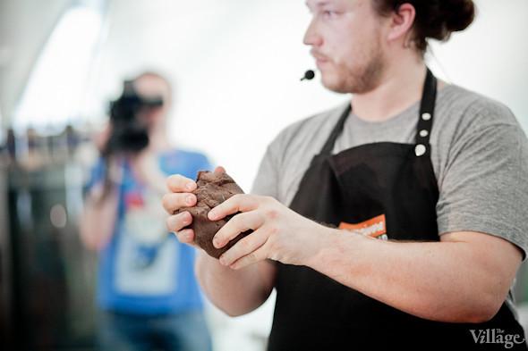 Omnivore Food Festival: Иван Шишкин готовит пеммикан и черемуховые полбяные пряники. Изображение № 18.