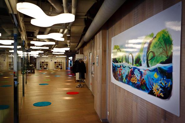 Офис недели: Google (Петербург). Изображение № 8.