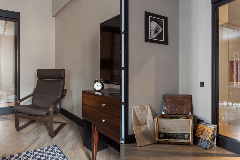 Трёхкомнатная квартира для холостяка наТишинке. Изображение № 8.