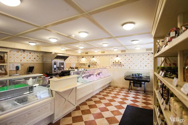Первый магазин фермерской сети «Гирлянда» открылся на Петроградской . Изображение №1.