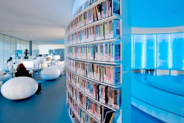 Amsterdam Public Library (OBA). Изображение № 14.