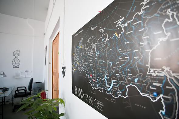 Офис недели: дизайн–студия Nimax (Петербург). Изображение № 2.