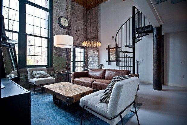 11 альтернатив скандинавскому стилю в дизайне интерьера. Изображение № 20.