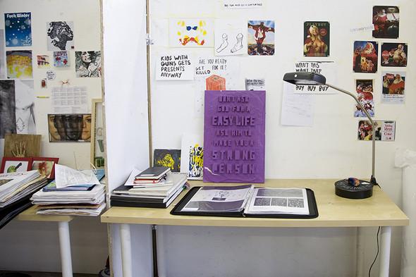 Изображение 19. Новое Место: Британская высшая школа дизайна.. Изображение № 18.