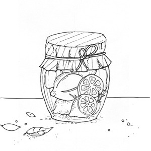 Консерваторы: Рецепты заготовок из сезонных овощей и фруктов. Изображение №8.