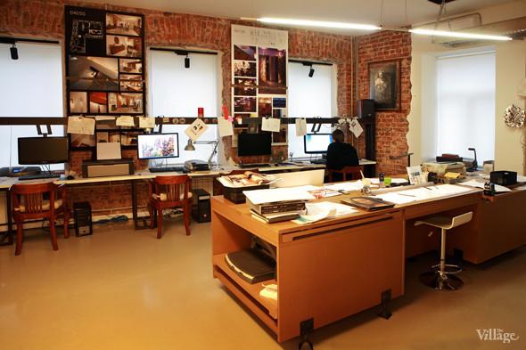 Офис недели (Петербург): Архитектурная студия Вячеслава Гедуева. Изображение № 9.