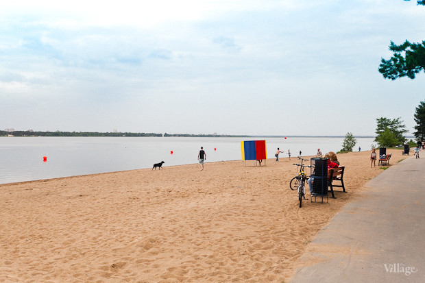 Гид по пляжам в городе и на заливе. Изображение № 22.