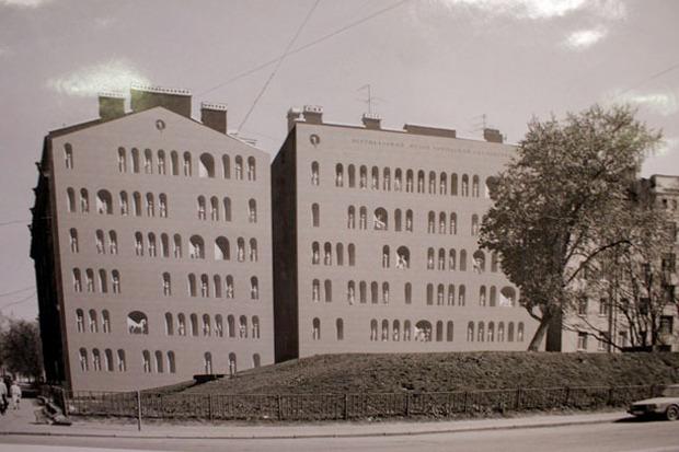 «Вертикальный музей городской скульптуры». Бердинг А. М. . Изображение № 6.