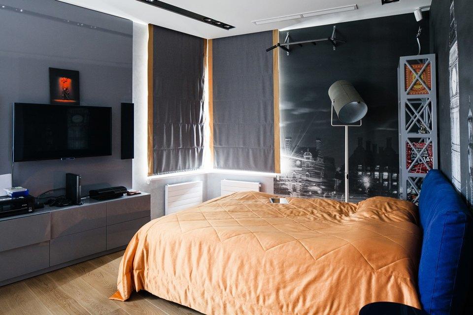 Квартира для семьи в Парадном квартале. Изображение № 23.