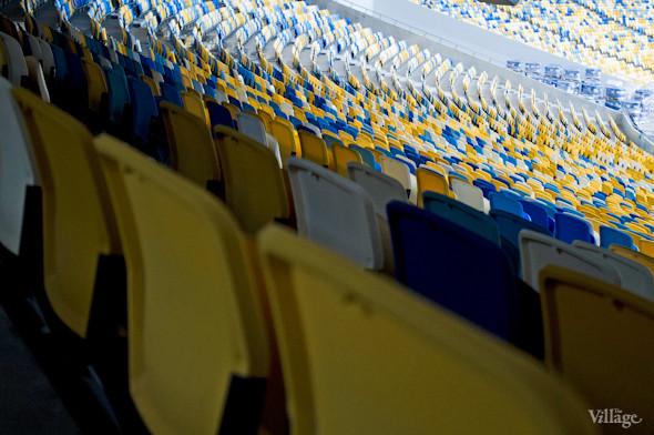 Фоторепортаж: «Олимпийский» изнутри. Зображення № 7.