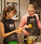 Время есть: Кулинарный мастер-класс в студии Юлии Высоцкой. Изображение № 2.