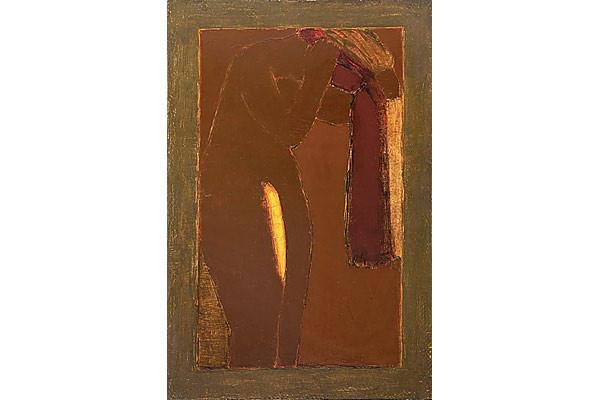 Работы семи современных киевских художников объединили в одной выставке. Изображение № 5.