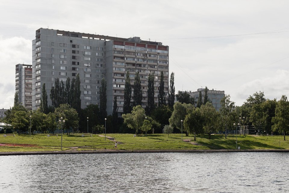 Живописные беговые маршруты в опасных районах Москвы. Изображение № 16.
