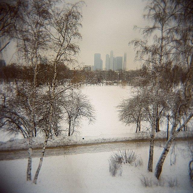 Камера наблюдения: Москва глазами Варвары Лозенко. Изображение № 15.