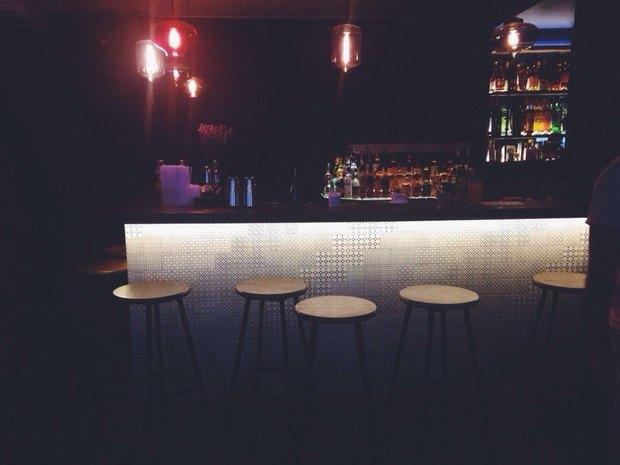 Наулице Жуковского открывается бар «Кусто» . Изображение № 3.