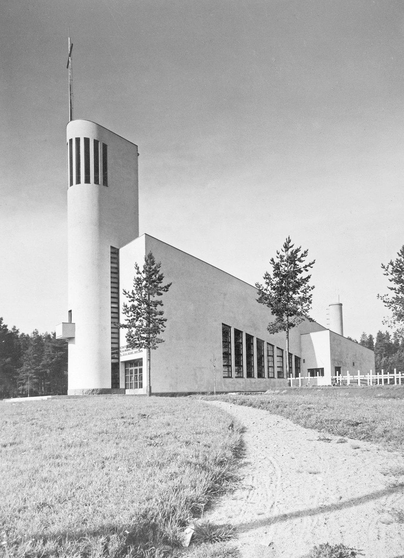 Финский модернизм вЭрмитаже: 10лучших примеров. Изображение № 5.