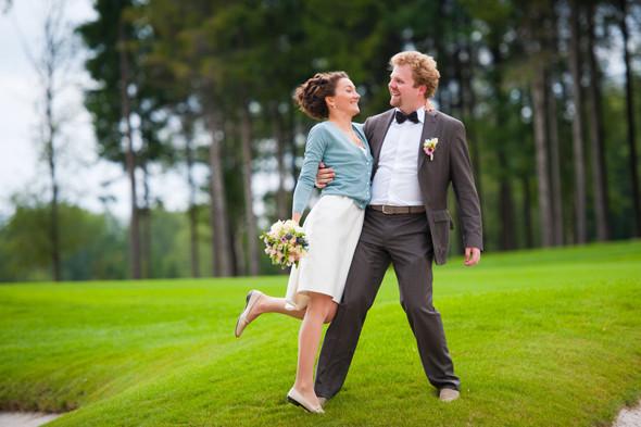 Сезонное предложение: 4 современные свадьбы. Изображение № 25.