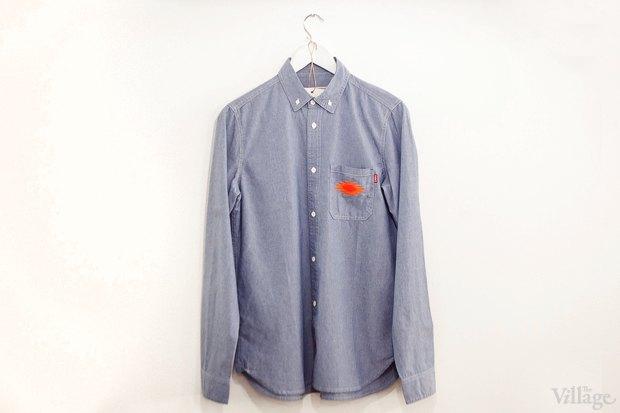 Indi Chambray Shirt — 3 000 рублей. Изображение № 15.