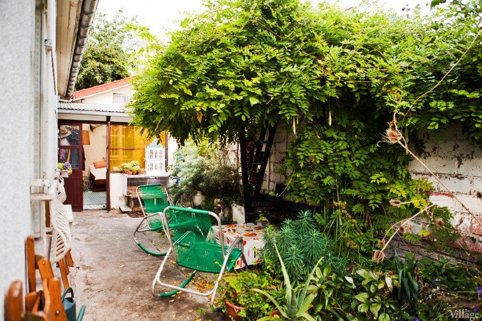 Квартиры мира (Париж): Дом в районе Монтрёй. Изображение №2.