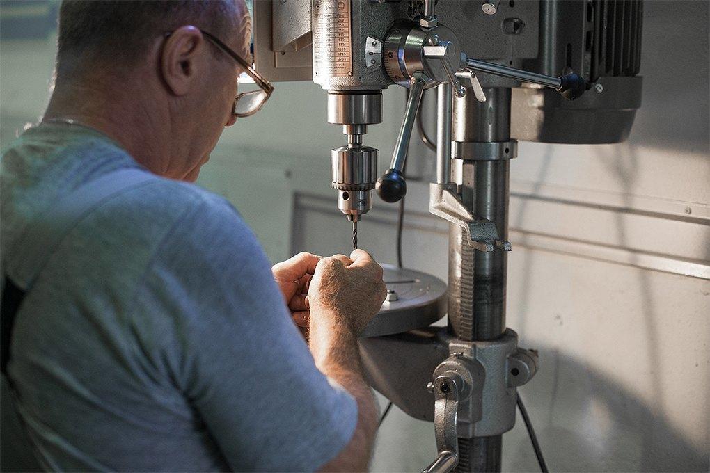 Производственный процесс: Как делают винтовки. Изображение № 10.