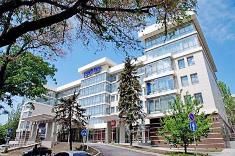Отель Park Inn by Radisson в Донецке. Изображение № 4.