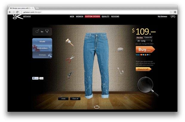 создать дизайн одежды онлайн - фото 7