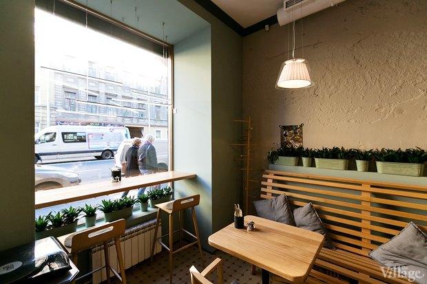 Новое место: Кафе-бар «Бюро». Изображение № 13.