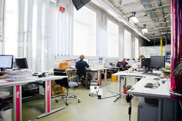 Офис недели: телеканал «Дождь». Изображение № 29.