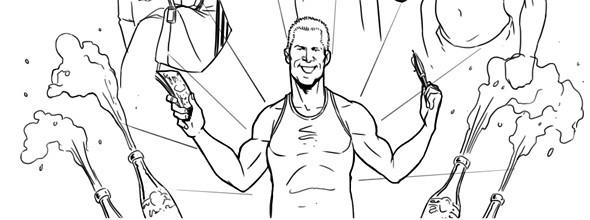 Как всё устроено: Работа фитнес-тренера. Изображение №10.