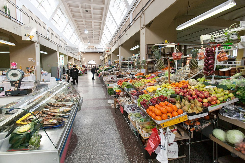 За базар в ответе: Как устроены 7 главных городских рынков. Изображение № 9.
