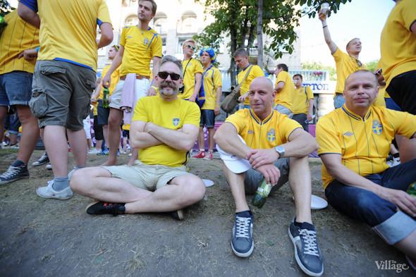 По домам: Шведы прощаются с Киевом. Зображення № 24.