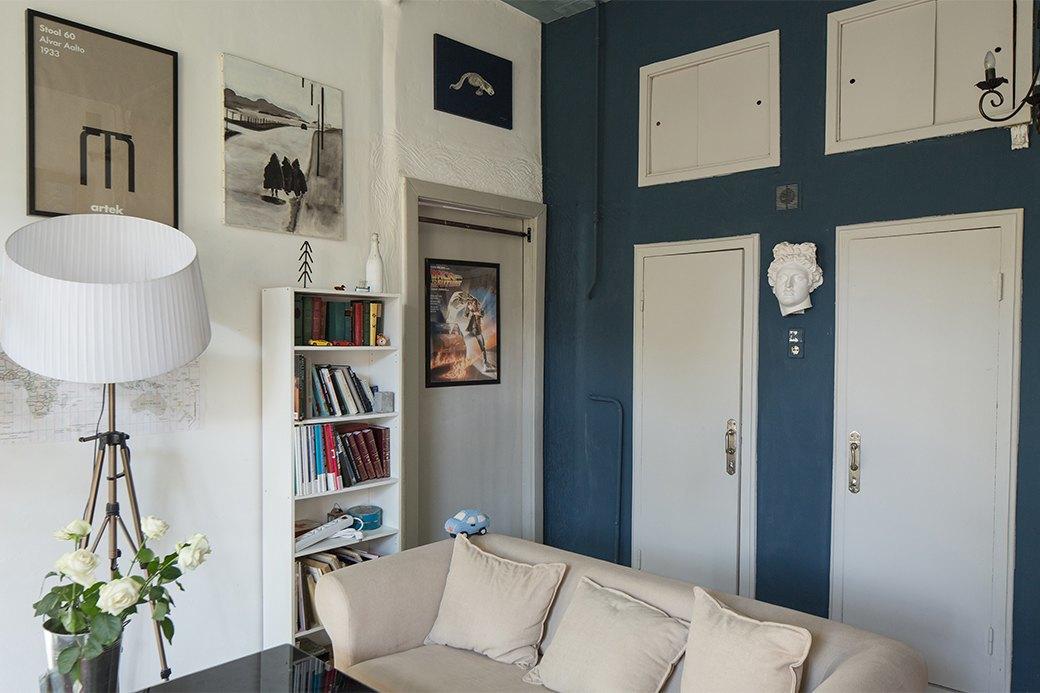 Квартира на пересечении Мойки иГороховой без кухни. Изображение № 6.