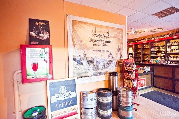 Все свои: Пивбар и магазин на «Пионерской». Изображение № 7.