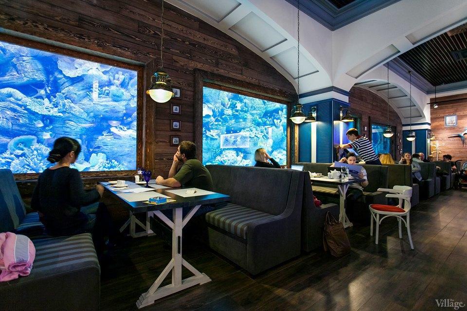По местам: 13 заведений в Ocean Plaza. Изображение № 12.