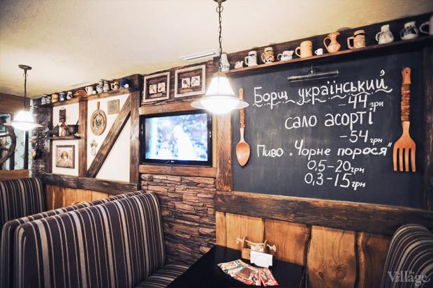Новое место (Киев): Ресторан «Чёрный поросёнок». Зображення № 11.