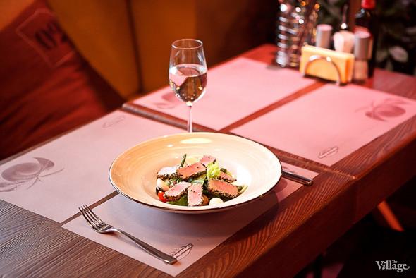 Салат с тунцом и зеленой фасолью — 260 рублей. Изображение № 43.