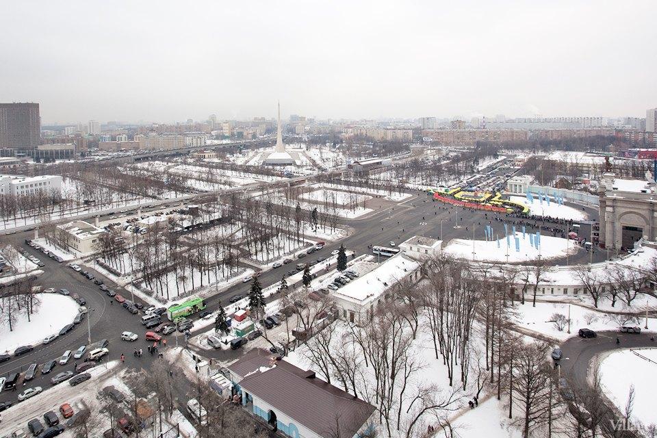 Лучший вид на этот город: 7 смотровых площадок вМоскве. Изображение № 25.