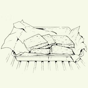 Мусс изавокадо скиноа исвёклой Кристиана Лоренцини. Изображение № 6.