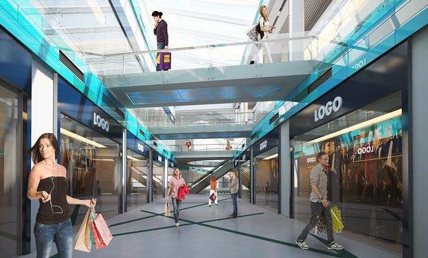 Пополнение: 6 новых торгово-развлекательных центров вКиеве. Зображення № 37.
