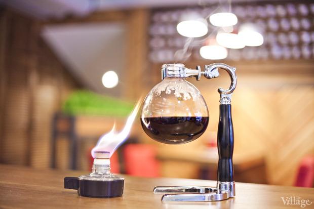 Нетрадиционный метод заваривания кофе — кофе в сифоне. Изображение № 42.