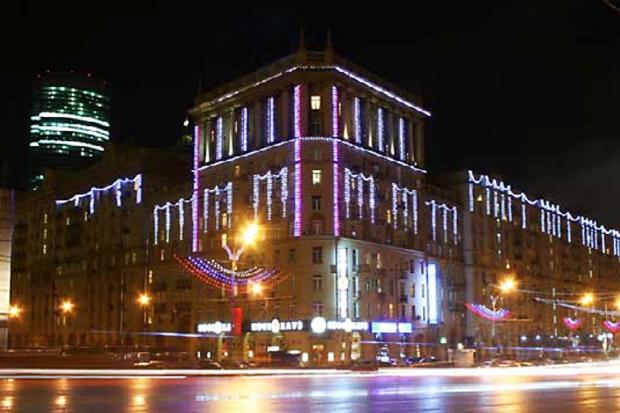 Как украсят Москву кНовомугоду. Изображение № 28.