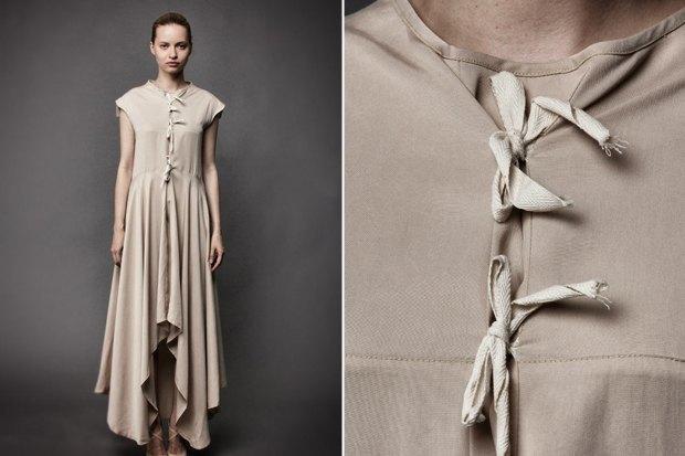 Платье, 5 500 рублей. Изображение № 4.