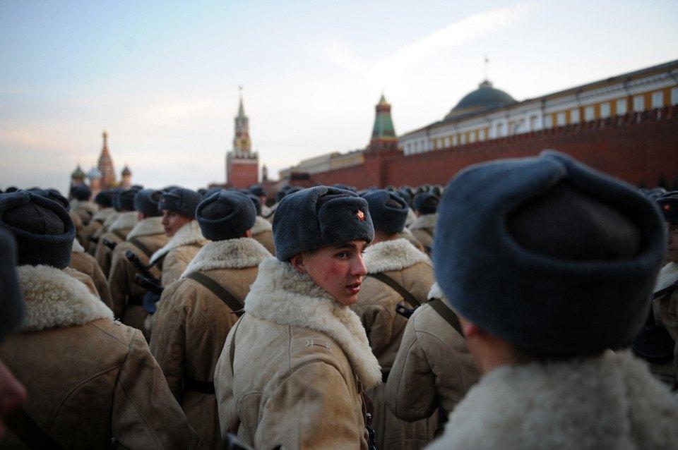 Камера наблюдения: Москва глазами Дмитрия Костюкова. Изображение № 3.