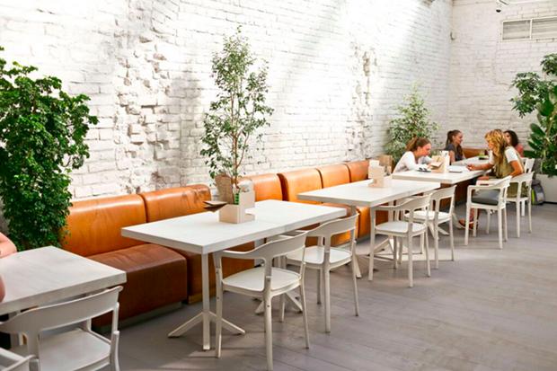 Бранчи на Даниловском рынке, бар Backyard de Moscou, две кофейни Les и кондитерская Kuzina. Изображение № 5.