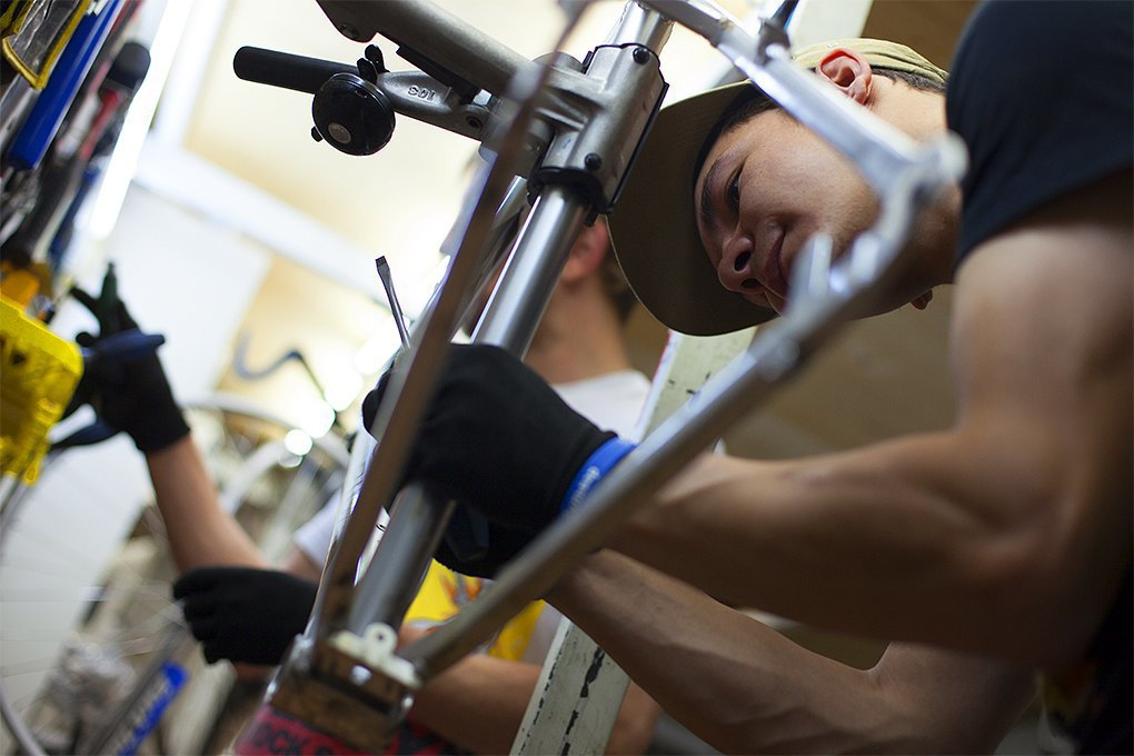 «Велодело»: Как заработать на ремонте советских велосипедов. Изображение № 2.
