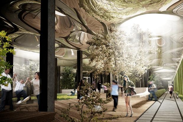 Идеи для города: Подземный парк в Нью-Йорке. Изображение № 5.